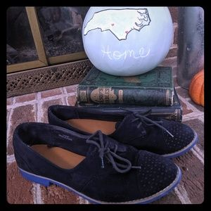 Gap, Navy Oxford shoes